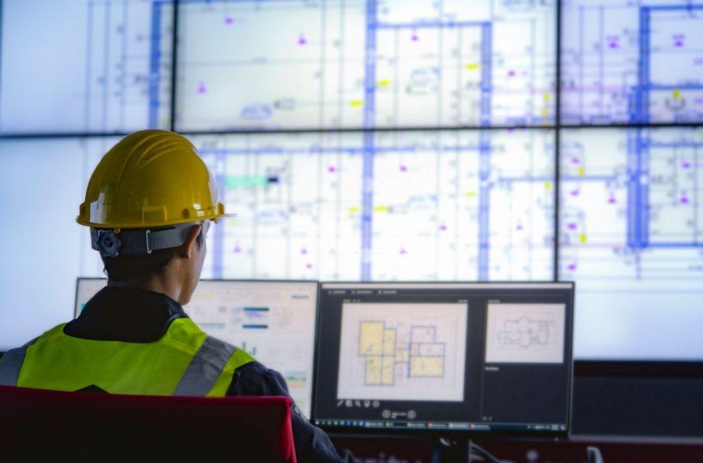 Tecnologia e industria: le control room del futuro